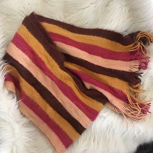 Stripe scarf